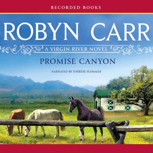 Promise Canyon audiobook cover art