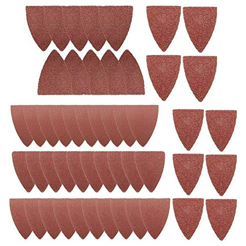 For Sale! Finger Sanding Pad, Oscillating Tool Sand Paper, Multifunctional Finger Sanding Sheets San...