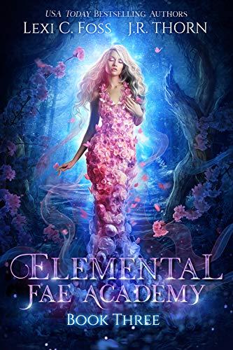 Elemental Fae Academy: Book Three: A Reverse Harem segunda mano  Se entrega en toda España