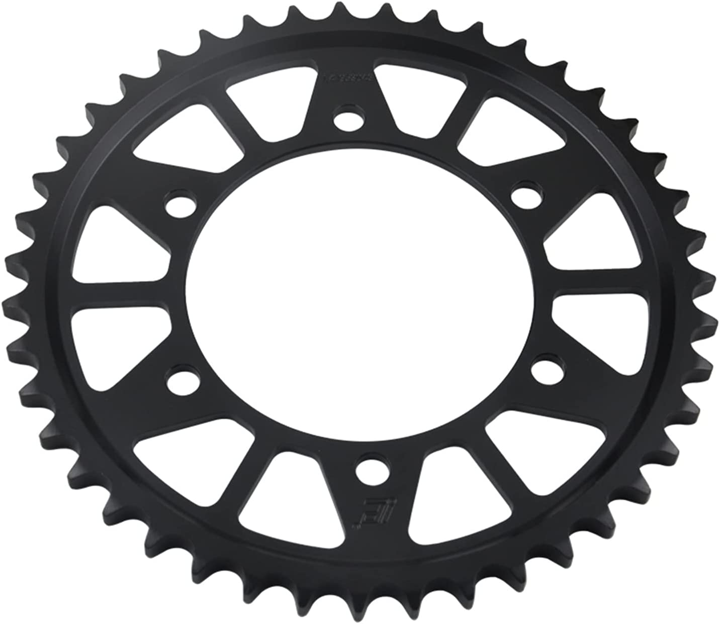 HDBH Steel Rear Sprocket 530 Chain Max 43% OFF Fort Worth Mall Suit Motorcycle