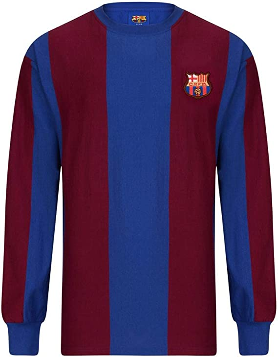 Barcelona 1974 home shirt