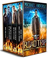 The Unbelievable Mr. Brownstone Omnibus 4 (books 19-22): Road Trip: BBQ and a Brawl, BBQ Delivered with Attitude, BBQ...