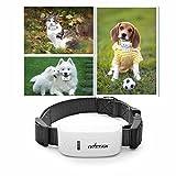 TKSTAR Mini Traceur GPS pour Animal Domestique, Traceur GPS en Temps réel, Long Temps de Veille, Localisateur avec Alarme SOS…