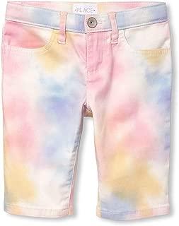 Big Girls' Denim Skimmer Shorts