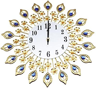 Contemporay Home Deco Vintage Style Antique Wall Clock for Home Kitchen Office wall clock Perfect for