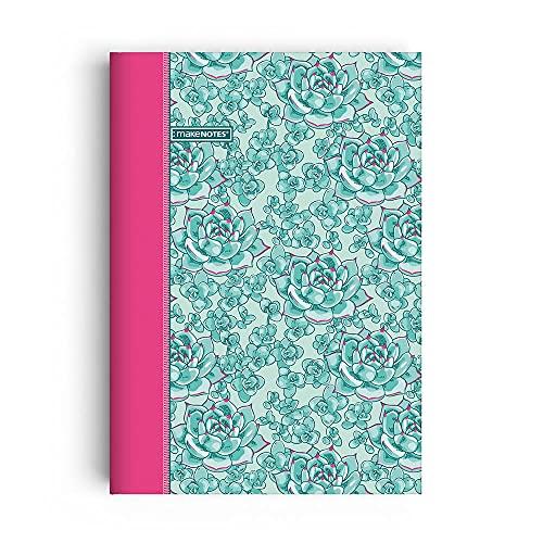 Cuaderno A5 40hj 80gr Cactus 2