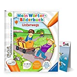 Ravensburger tiptoi® Buch ab 3 Jahre   Mein Wörter-Bilderbuch: Unterwegs...*
