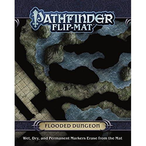 Pathfinder Flip-Mat: Flooded Dungeon