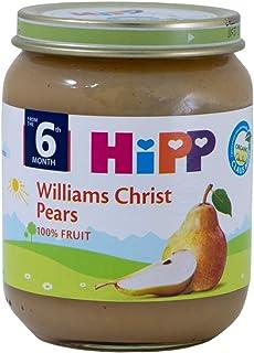 Hipp Organic William Christ Pear Jar, 125g