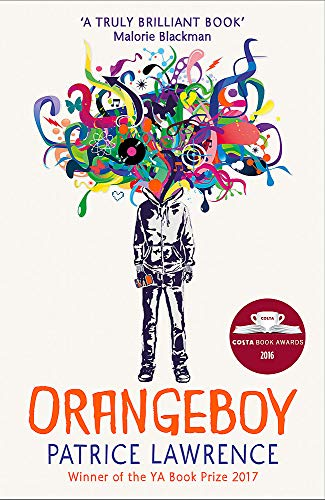 Orangeboy: Winner of the Waterstones Children's Book Prize for Older...