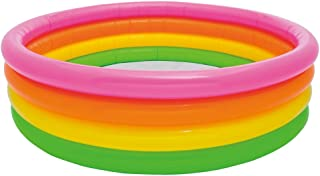 Swimming Pool Inflatable 4Hoops Sunset 168x 46cm