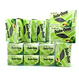 Black Soap 12 Bar Value Pack By Dudu Osun For African American Skin Care | African Black Soap Bars Made with Pure Natural Ingredients | Face and Body Wash for Cleansing, Nourishing, Protecting and Refreshing Your Skin | Each Soap Bar Contains Shea Butter,