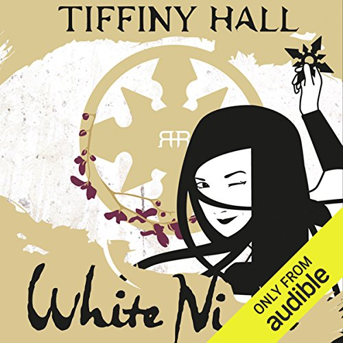 White Ninja audiobook cover art