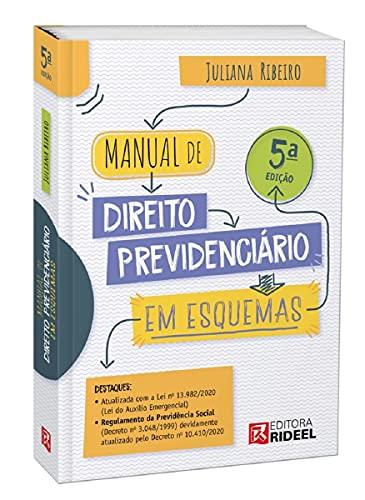 Manual de Direito Previdenciário em Esquemas