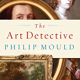 The Art Detective audiobook cover art