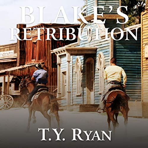 Blake's Retribution Audiobook By T.Y. Ryan cover art