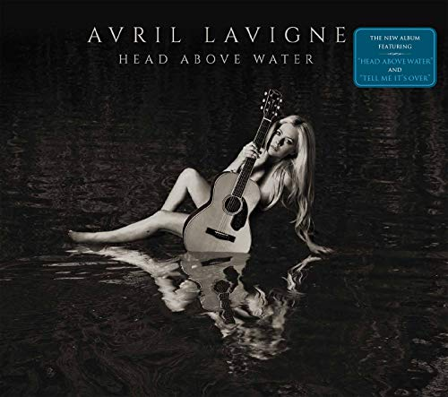 Head Above Water [CD]