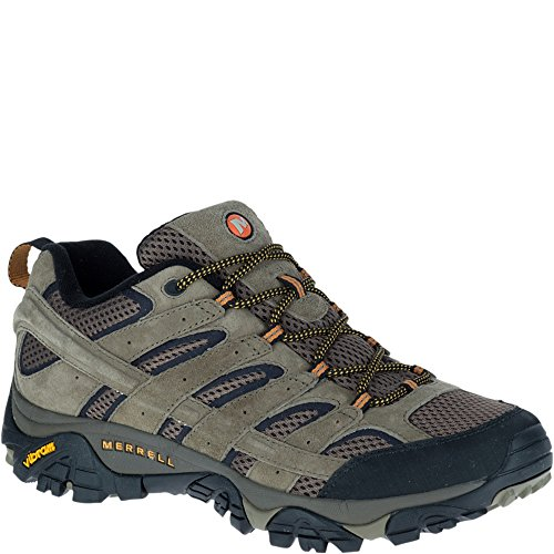 Merrell Men's Moab 2 Vent Hiking Shoe, Walnut, 10 2E US