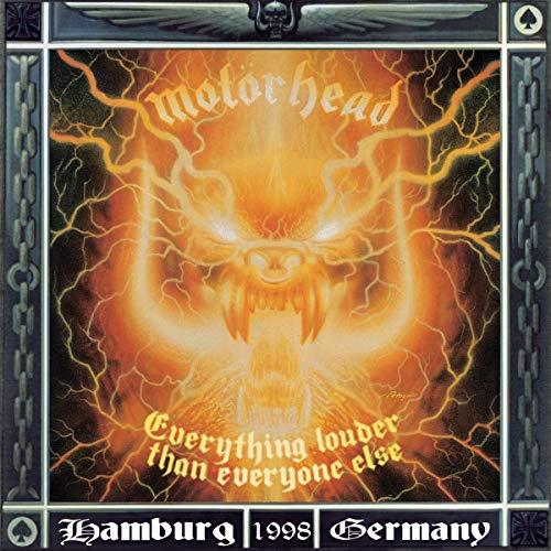 Everything Louder Than Everyone Else [Vinyl LP]