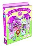 3D carton - La maison des poupées