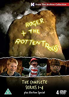 Roger + The Rottentrolls - The Complete Series 1-4