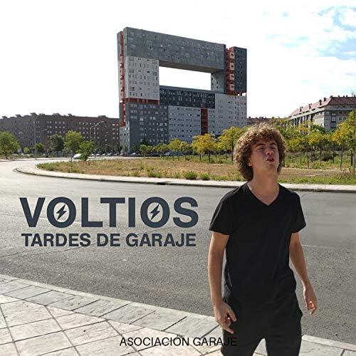 Asociación Garaje & Tardes de Garaje feat. Joel RD, Sofia Buc & Géminis