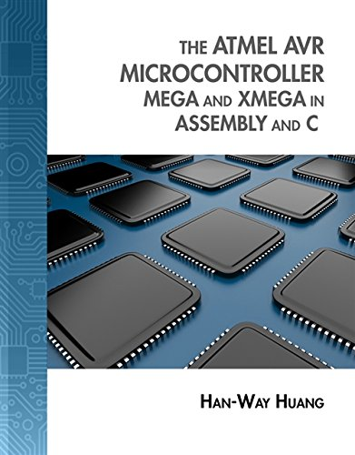 The Atmel AVR Microcontroller: MEGA and XMEGA in Assembly and C (with Student CD-ROM) (Explore Our New Electronic Tech 1