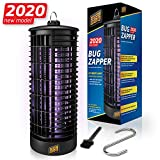 Bug Zapper Indoor and Outdoor - Insects Killer - Fly Trap Outdoor Patio - Insect Killer Zapper - Mosquito Trap - Insect Zapper - Mosquito Attractant Trap -Fly Zapper-Bug Zapper Table Top (Extra Large)