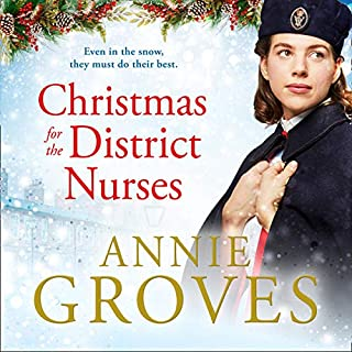Christmas for the District Nurses cover art