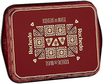 Forma Retangular, Rochedo 9295303396, Vermelho