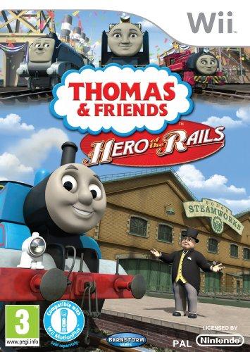 Thomas & Friends: Hero of the Rails (Wii) [Importación inglesa]