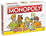 Monopoly Scooby-Doo! Board Game | Collectible Monopoly Game | Officially Licensed Scooby-Doo! Game | Featuring Character Artwork and Episodes