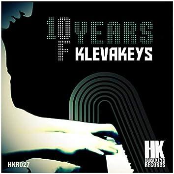 10 Years of Klevakeys