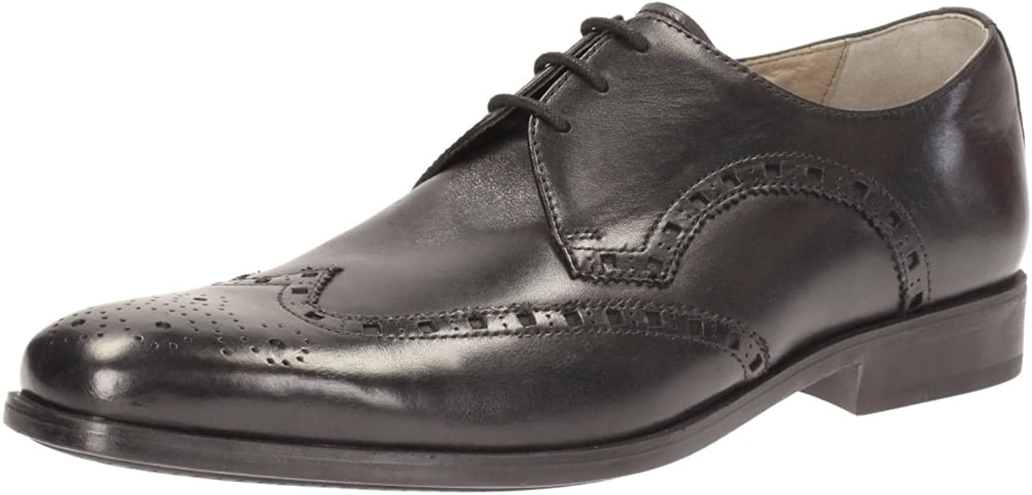 Clarks Amieson Limit Mens Wide Formal shoes