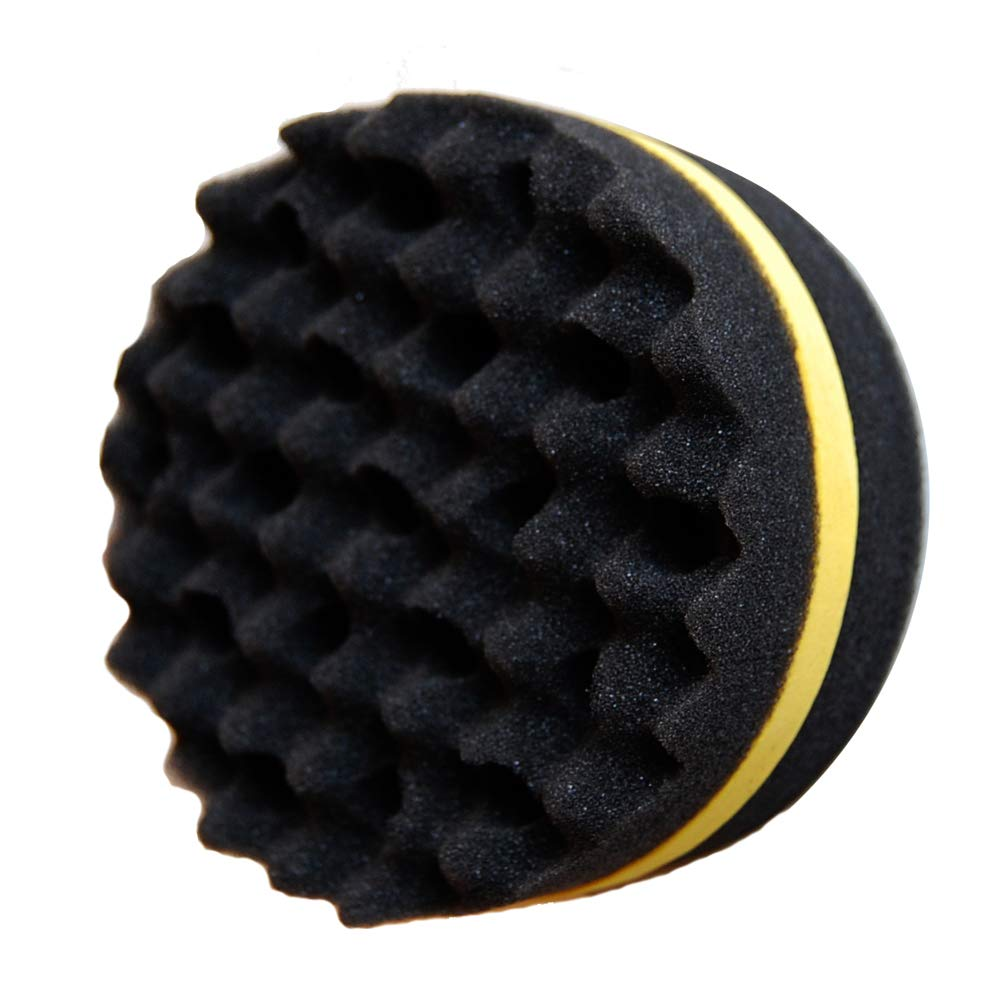 1 Pack Great interest Small Holes Barber San Francisco Mall Hair Dreads Locking Sponge Twist Brush