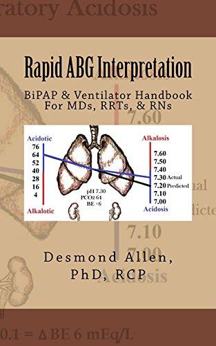 Rapid ABG Interpretation: BiPAP & Ventilator Handbook For MDs, RRTs, & RNs