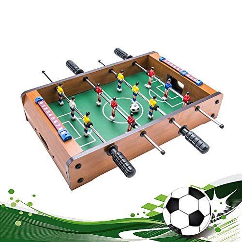 Great Deal! LXHONG Mats Gymnastics Football Table Non-Slip Handle Easy to Install Mini Table Footbal...