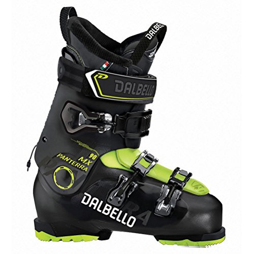 Dalbello Panterra MX 90 - Black-Acid Yellow