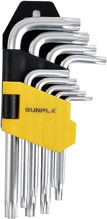 Includes Storage Case Nitaar Hex Allen Wrench Key Set 30pcs Metric and Imperial Keys Set