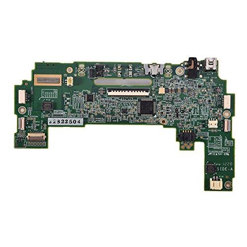 Cuifati Mainboard für WIIU, Mainboard PCB Circuit Module Board-Ersatz Motherboard, Motherboard Mainboard Ersatz für Wii U Gamepad PCB Circuit Module Board für Wii U Game Console