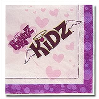 Unique Bratz Kidz Lunch Napkins (16ct)