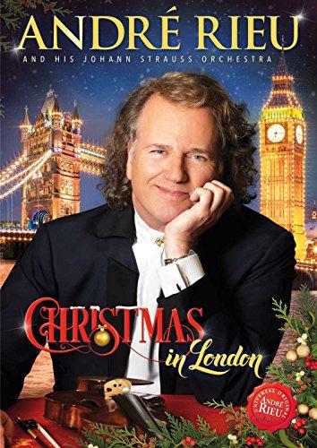 André Rieu - Christmas in London [Reino Unido] [DVD]