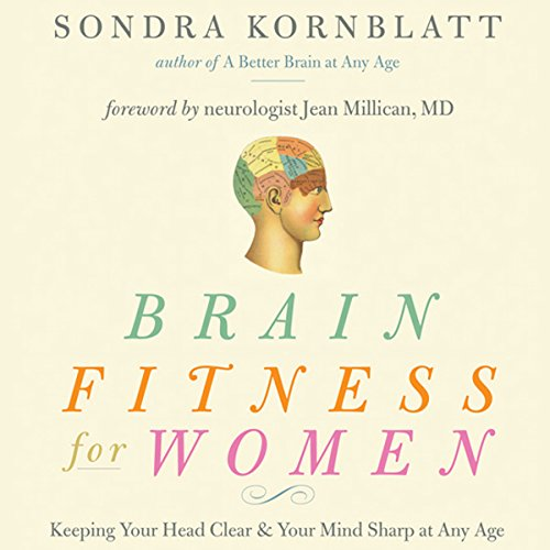 Brain Fitness for Women cover art