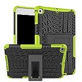 Étui hybride double couche avec béquille 2 en 1 résistant aux chocs pour iPad Mini 5ème...