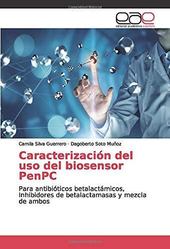 Caracterización del uso del biosensor PenPC: Para antibióticos betalactámicos, Inhibidores de betalactamasas y mezcla de ambos