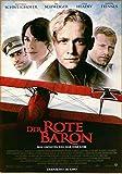 Der rote Baron - Matthias Schweighöfer - Filmposter A1