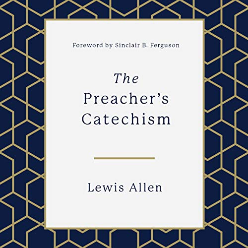 The Preacher's Catechism cover art