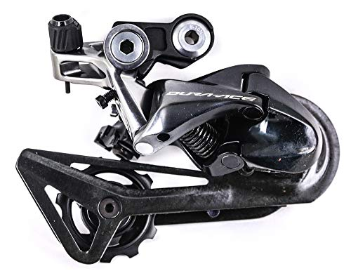 SHIMANO Dura-Ace RD-R9100 11-Speed Rear Derailleur Black, One Size