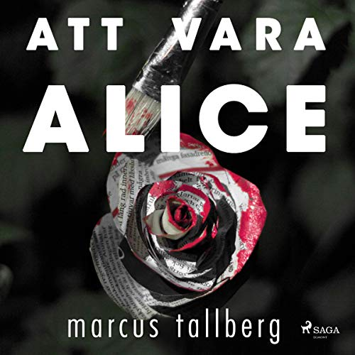 Att vara Alice audiobook cover art