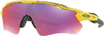 Oakley Radar EV Path Yellow Sports Prizm Road Lens Men's Sunglasses